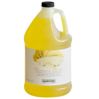 Narvon 1 Gallon Banana Slushy Syrup
