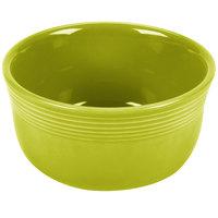 Homer Laughlin 723332 Fiesta Lemongrass 28 oz. China Gusto Bowl - 6/Case