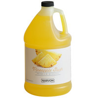 Narvon 1 Gallon Pineapple Slushy Syrup