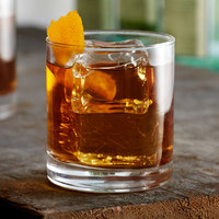 Acopa Straight Up 9 oz. Rocks / Old Fashioned Glass - 12/Case