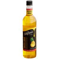 DaVinci Gourmet 750 mL Classic Pineapple Flavoring / Fruit Syrup