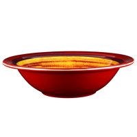Elite Global Solutions V13 Cantina 3 Qt. Multi-Color Melamine Bowl