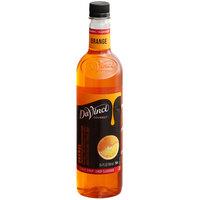 DaVinci Gourmet 750 mL Classic Orange Flavoring / Fruit Syrup