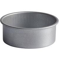 Chicago Metallic 45020 5 x 2 inch Aluminized Steel Round Cake Pan