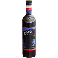 DaVinci Gourmet 750 mL Classic Blueberry Flavoring / Fruit Syrup