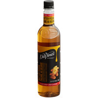 DaVinci Gourmet 750 mL Classic Butter Pecan Flavoring Syrup
