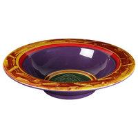 Elite Global Solutions V1435 Cantina 3.5 Qt. Multi-Color Melamine Bowl