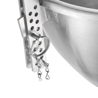 Chicago Metallic 10003 Stainless Steel Adjustment Pin for 10001 Manual Cake Filler