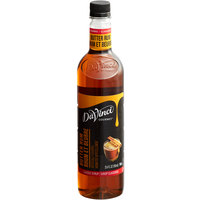 DaVinci Gourmet 750 mL Classic Butter Rum Flavoring Syrup