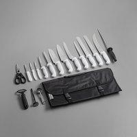 Choice 18 Piece White Knife Set