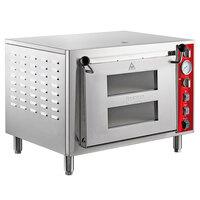 Avantco DPO-18-DS Double Deck Countertop Pizza Oven - 3200W, 240V