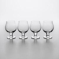 Acopa 5 oz. Belgian Beer Tasting Glass - 4/Pack