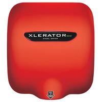 Excel XL-SPV-ECO-RED XLERATOReco® Red Baron Energy-Efficient High-Speed Hand Dryer - 208 / 277V, 500W