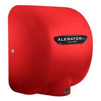 Excel XL-SPV-ECO-RED XLERATOReco® Red Baron Energy Efficient No Heat High-Speed Hand Dryer - 208 / 277V, 500W