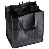 Franmara 8479-01 Non-Woven 6-Bottle Reusable Bag