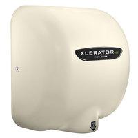Excel XL-SPV-ECO-B XLERATOReco® Bone White Energy Efficient No Heat High-Speed Hand Dryer - 208 / 277V, 500W