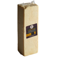 LaClare Family Creamery 5 lb. Cloth-Bound Aged Chandoka Cheese Loaf