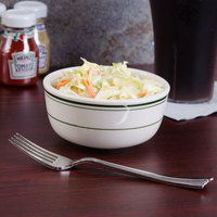 Tuxton TGB-095 Green Bay 9.5 oz. China Jung Soup Bowl - 36/Case
