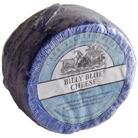 Carr Valley Cheese Company 6 lb. Billy Blue Goat Cheese Wheel
