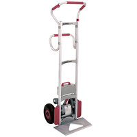 Magliner CLK170EGS4 375 lb. Powered Stair Climbing Hand Truck with 10 inch Pneumatic Wheels and Ergo Handle
