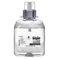 GOJO® 6164-03 FMX-12 1250 mL E2 Sanitizing Foam Hand Soap - 3/Case