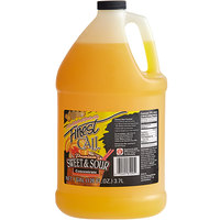 Finest Call 1 Gallon Sweet and Sour Mix Concentrate - 4/Case