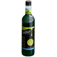 DaVinci Gourmet 750 mL Sugar Free Lime Flavoring / Fruit Syrup