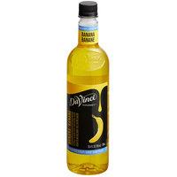 DaVinci Gourmet 750 mL Sugar Free Banana Flavoring / Fruit Syrup