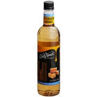 DaVinci Gourmet 750 mL Sugar Free Butterscotch Flavoring Syrup