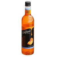 DaVinci Gourmet 750 mL Sugar Free Peach Flavoring / Fruit Syrup