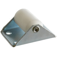 Galaxy 177CASTCFFRZ 1 1/4 inch Roller Plate Caster for CF5, CF7, CF10, CF13, CF16, and CF20 Series Freezers