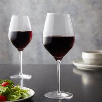 Stolzle 1490035T Exquisit Royal 22.75 oz. Bordeaux Wine Glass   - 6/Pack