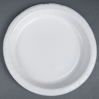Dart Solo HP10B-2054 Bare 10 inch Heavyweight Paper Plate - Compostable 500 / Case