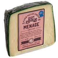 Carr Valley Cheese Company 5 oz. Menage Mixed-Milk Cheese - 12/Case