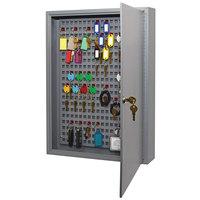 MMF Industries 2012F12001 Steelmaster Flex 120-Key Cabinet