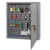 MMF Industries 2012F09001 Steelmaster Flex 90-Key Cabinet