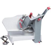 "Berkel X13AE-PLUS 13"" Automatic Gravity Feed Meat Slicer - 1/2 hp"