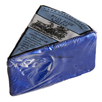 Carr Valley Cheese Company 5 oz. Billy Blue Goat Cheese - 12/Case