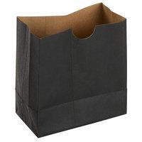 American Metalcraft SBB3 Black 3 3/8 inch x 1 3/4 inch x 3 1/2 inch Mini Snack Bag - 250/Case