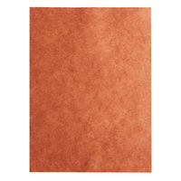 9 inch x 12 inch 40# PeachTREAT Steak Paper Sheets - 1000/Case