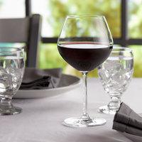Acopa Elevation 21.5 oz. Burgundy Wine Glass - 12/Case