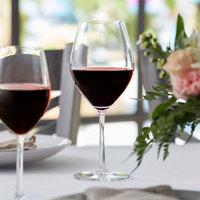 Acopa Elevation 20 oz. Bordeaux Wine Glass - 12/Case