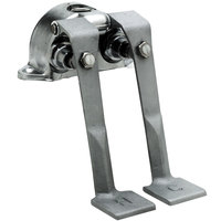 T&S B-0505 Double Pedal Valve Ledge Mounted
