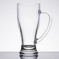 Libbey 5286 14 oz. Clear Glass Cafe Mug - 12/Case