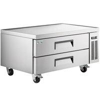 Avantco CBE-48-HC 48 inch 2 Drawer Refrigerated Chef Base