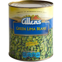#10 Can Lima Beans - 6/Case