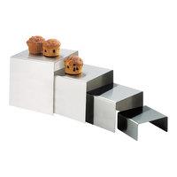 Cal-Mil 239 Stainless Steel Nesting Riser Set