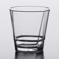 Libbey 92441 Infinium Torque 10 oz. Stackable Tritan Plastic Rocks Glass - 12/Case