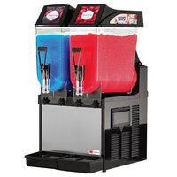 Crathco FROSTY 2 (1206-010) Double 3.2 Gallon Granita / Slushy / Frozen Beverage Machine - 115V