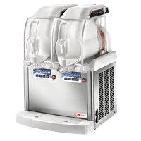 Crathco GT PUSH 2 (1206-013) Double 1.3 Gallon Soft Serve Machine / Frozen Beverage / Frozen Product Dispenser - 115V